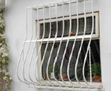 decorative window and door bars